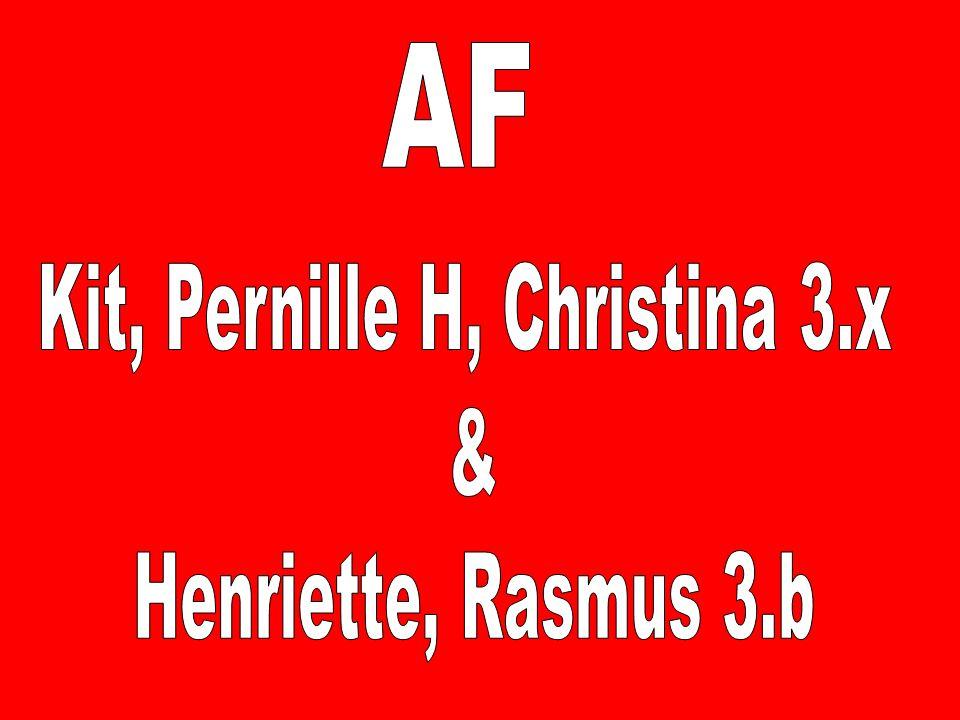 Kit, Pernille H, Christina 3.x