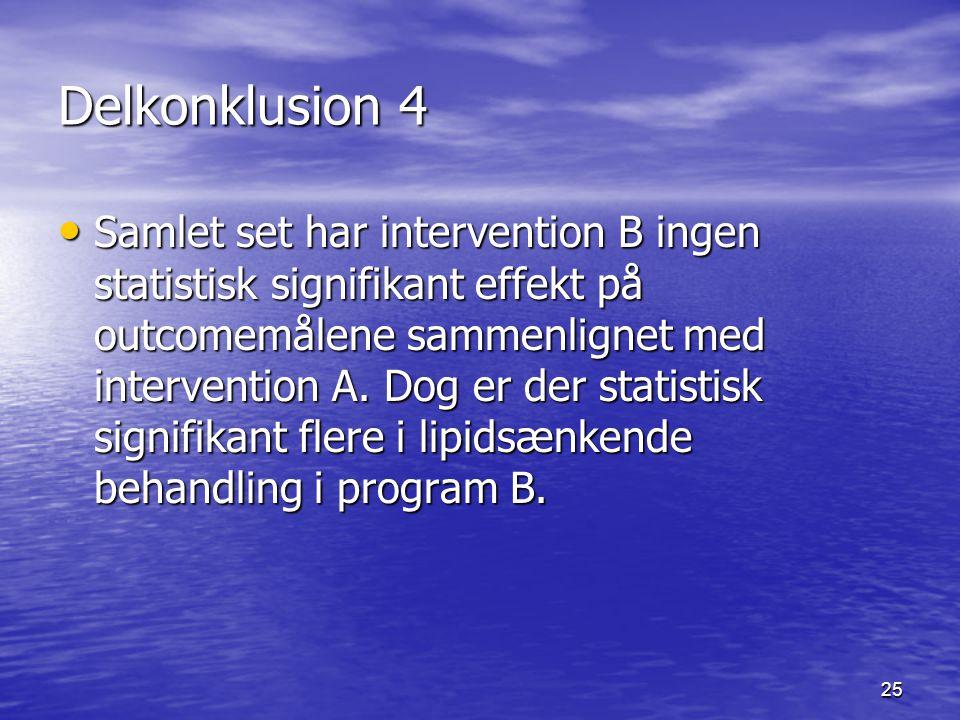 Delkonklusion 4