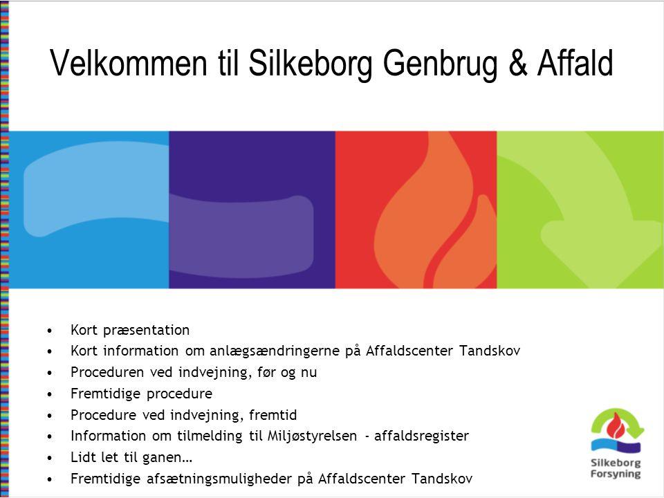 Velkommen til Silkeborg Genbrug & Affald
