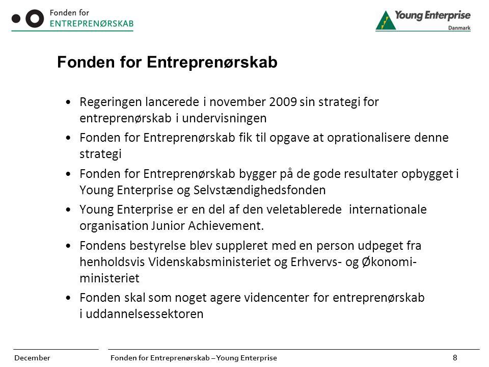 Fonden for Entreprenørskab