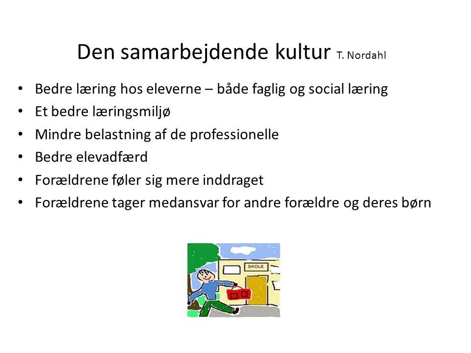 Den samarbejdende kultur T. Nordahl