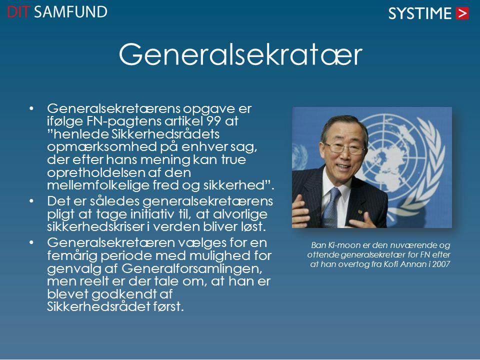 Generalsekratær