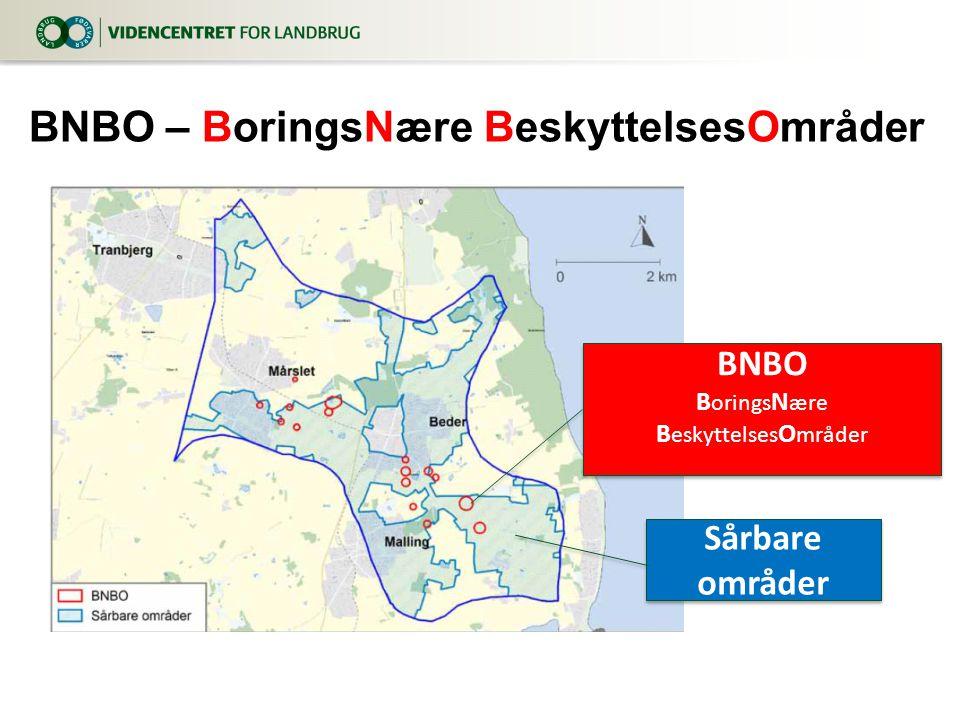 BNBO – BoringsNære BeskyttelsesOmråder
