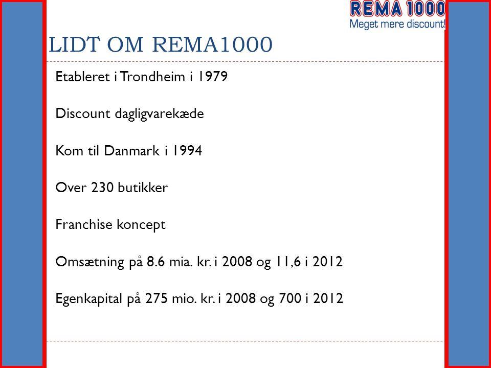 LIDT OM REMA1000