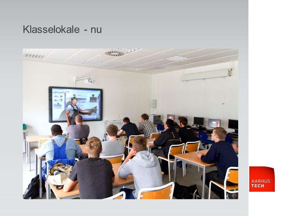 Klasselokale - nu