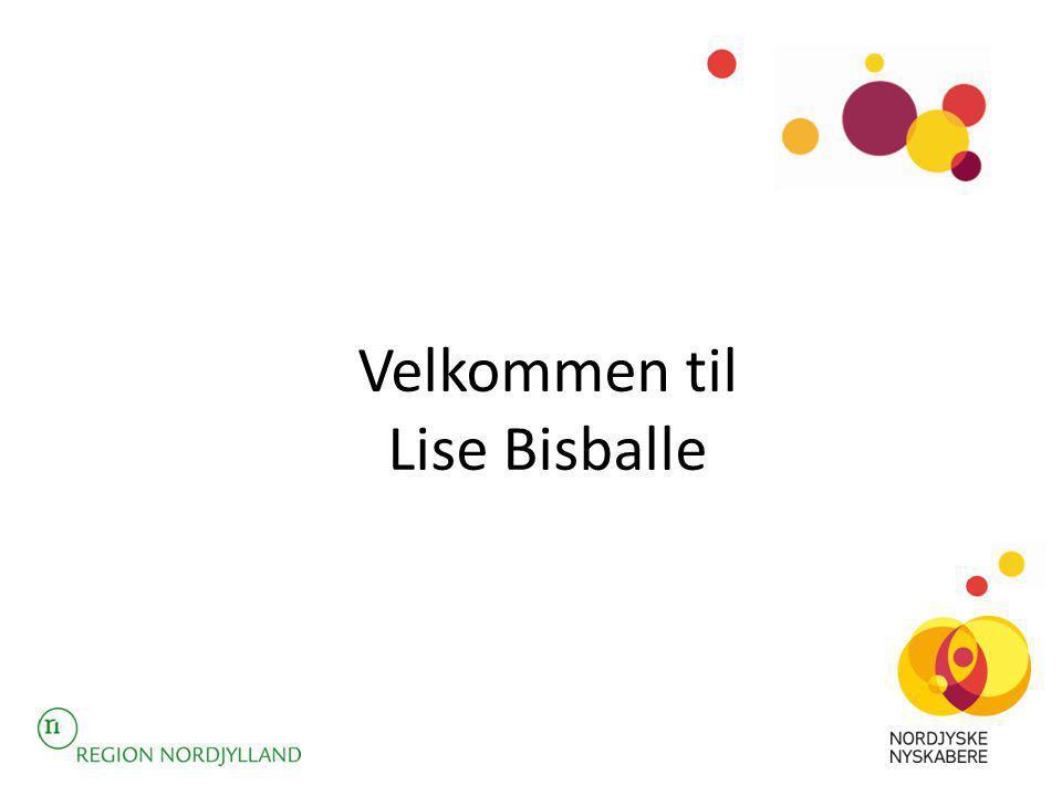 Velkommen til Lise Bisballe
