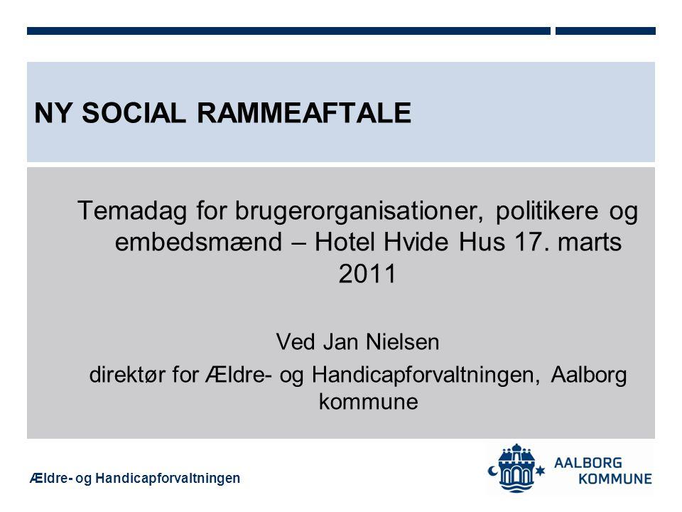 direktør for Ældre- og Handicapforvaltningen, Aalborg kommune