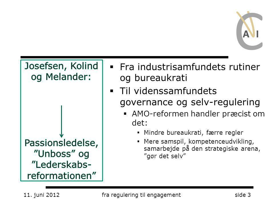 Josefsen, Kolind og Melander: