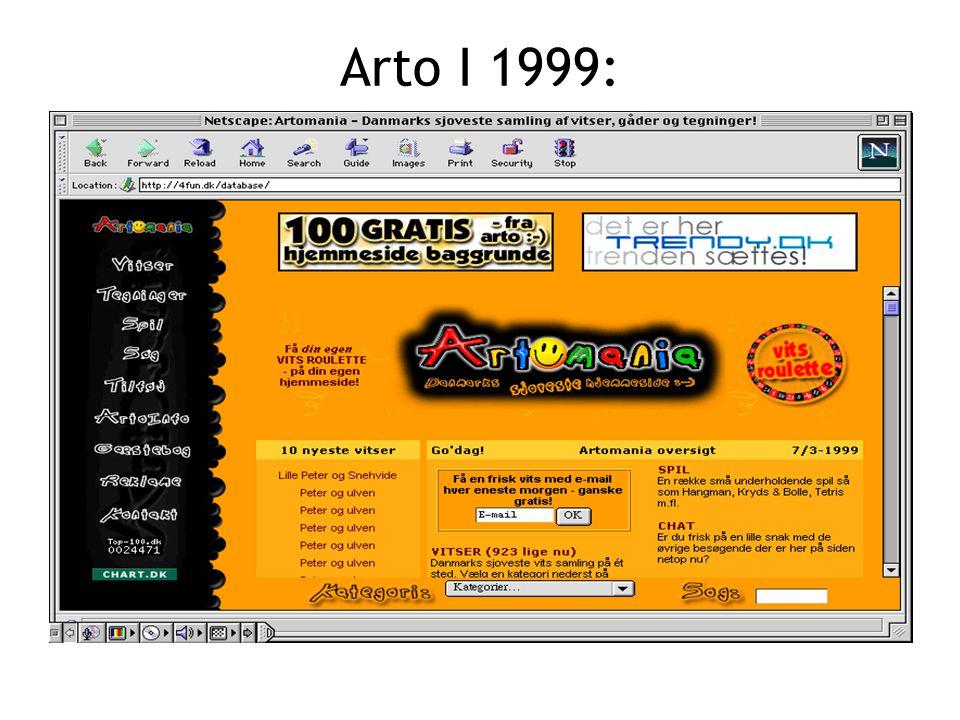 Arto I 1999: