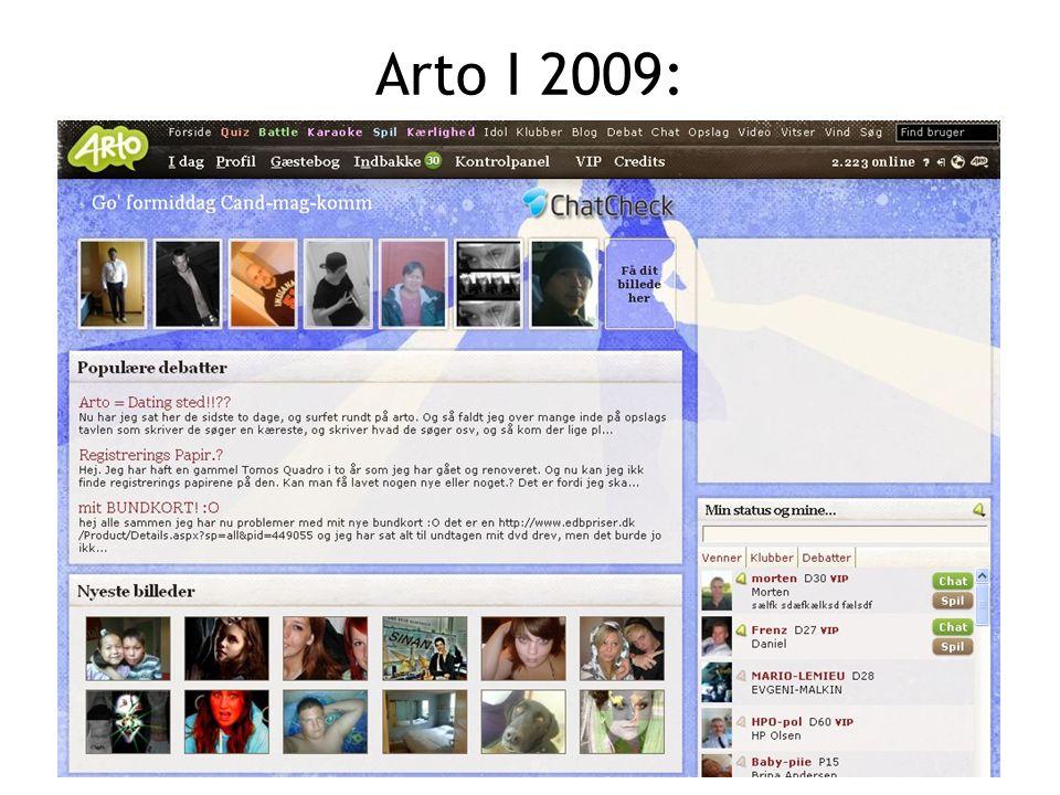Arto I 2009: