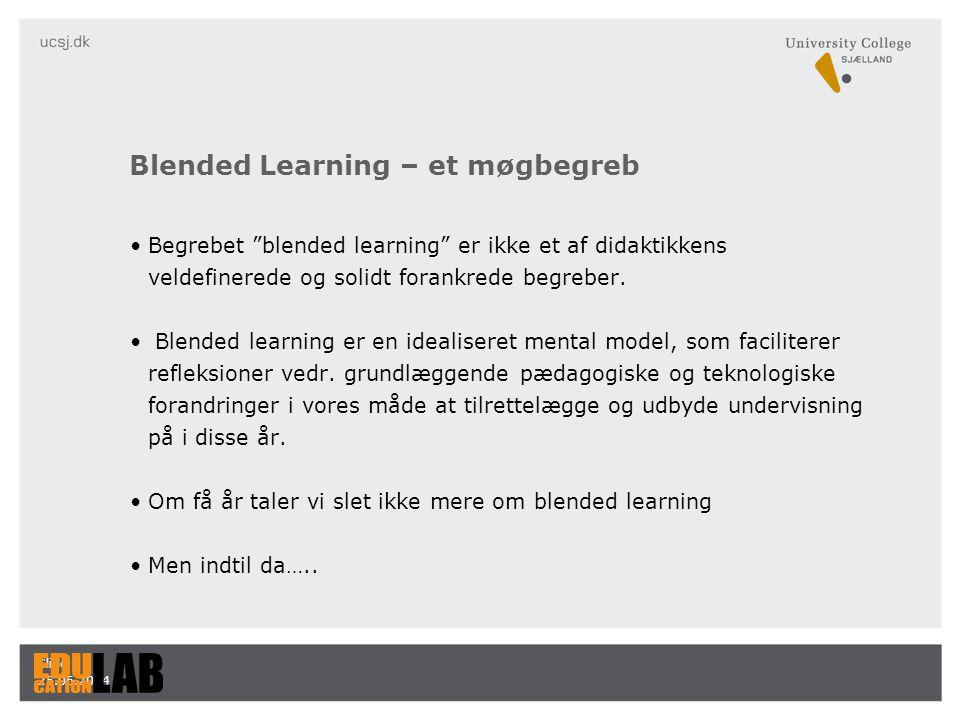 Blended Learning – et møgbegreb