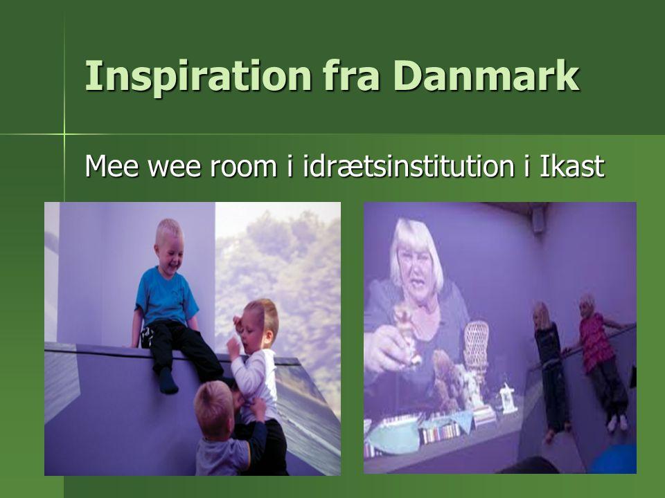 Inspiration fra Danmark