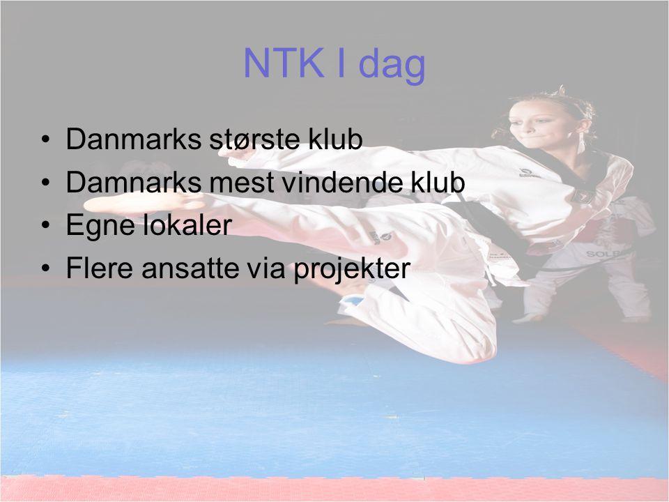 NTK I dag Danmarks største klub Damnarks mest vindende klub