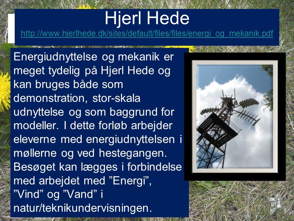 Hjerl Hede http://www. hjerlhede
