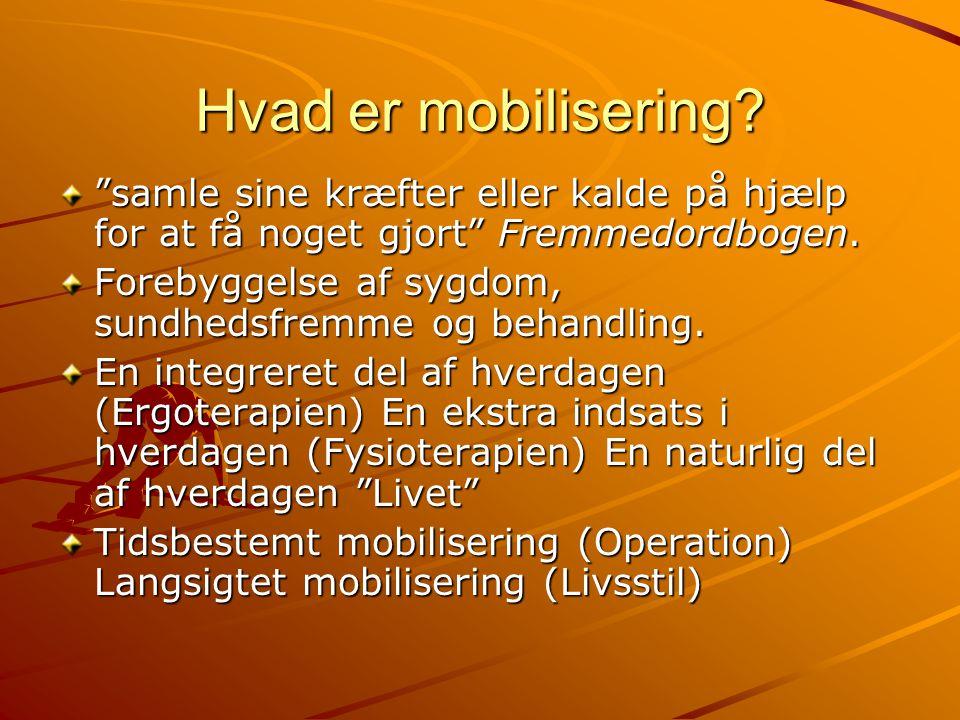 Hvad er mobilisering samle sine kræfter eller kalde på hjælp for at få noget gjort Fremmedordbogen.