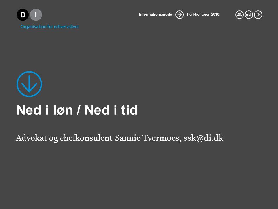 Advokat og chefkonsulent Sannie Tvermoes, ssk@di.dk
