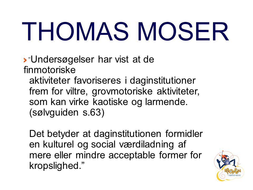 THOMAS MOSER