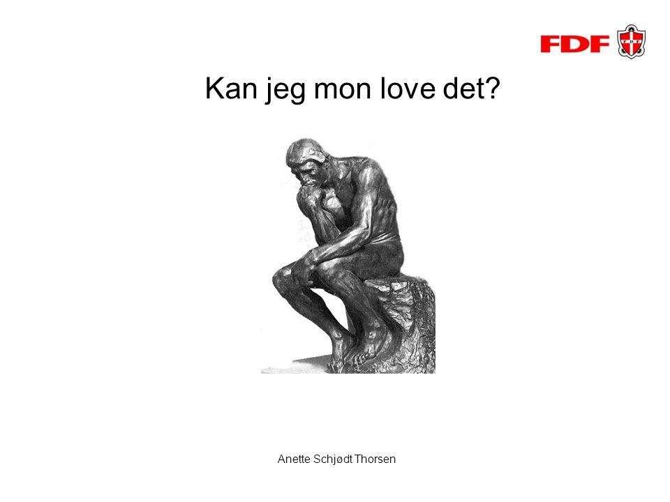 Anette Schjødt Thorsen