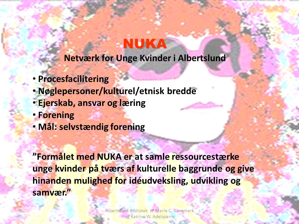 Netværk for Unge Kvinder i Albertslund