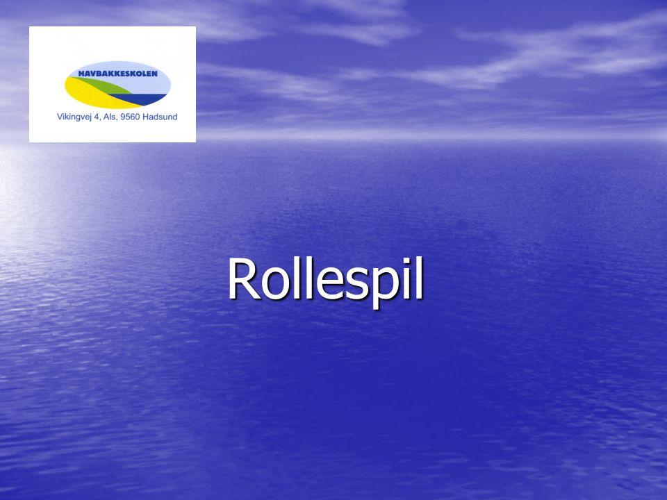 Rollespil