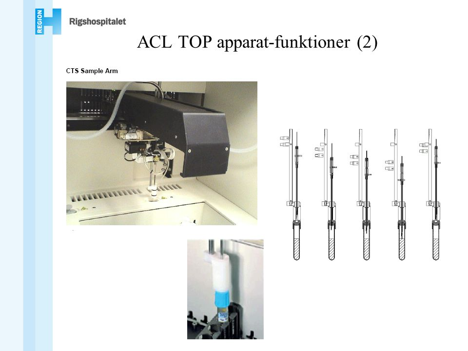 ACL TOP apparat-funktioner (2)
