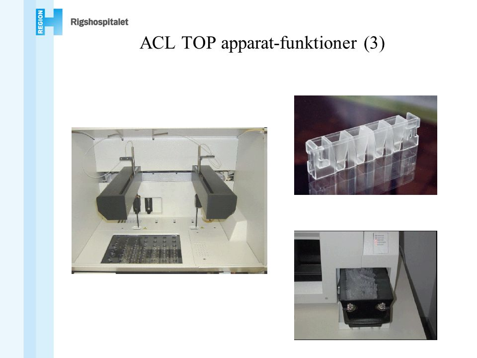 ACL TOP apparat-funktioner (3)