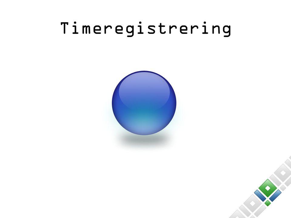 Timeregistrering 21