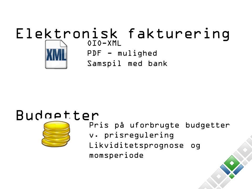 Elektronisk fakturering