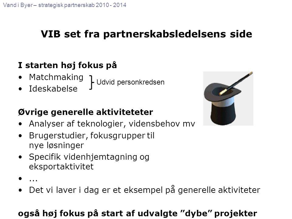VIB set fra partnerskabsledelsens side
