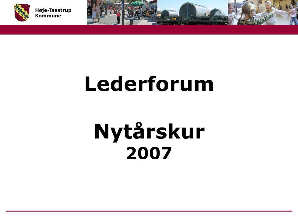 03-04-2017 Lederforum Nytårskur 2007 Side #