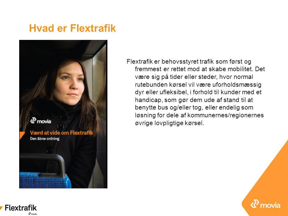 Hvad er Flextrafik