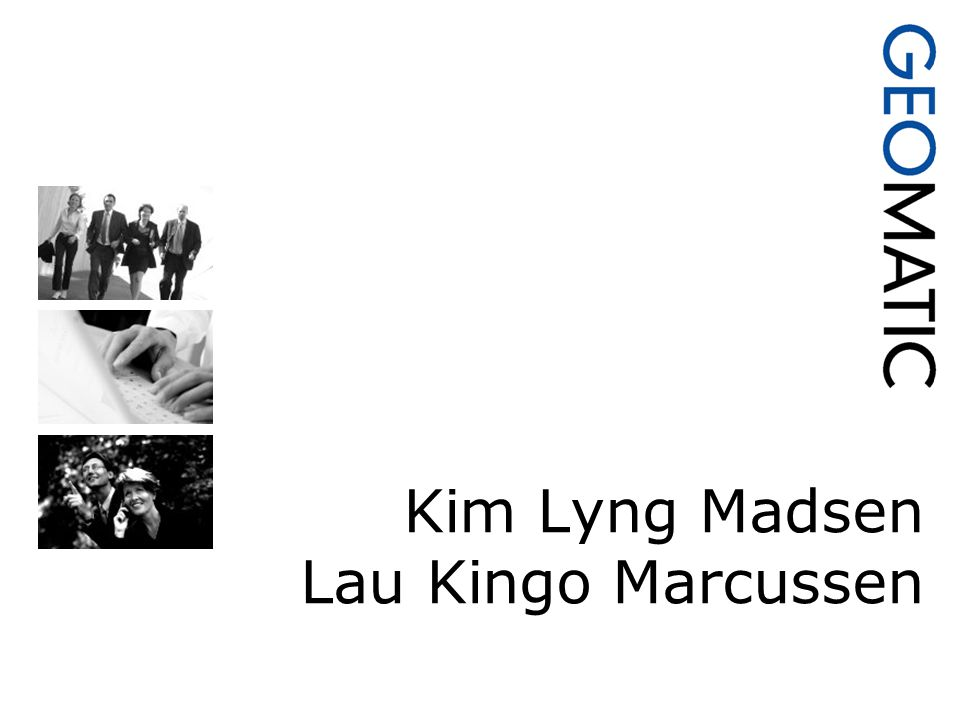 Kim Lyng Madsen Lau Kingo Marcussen