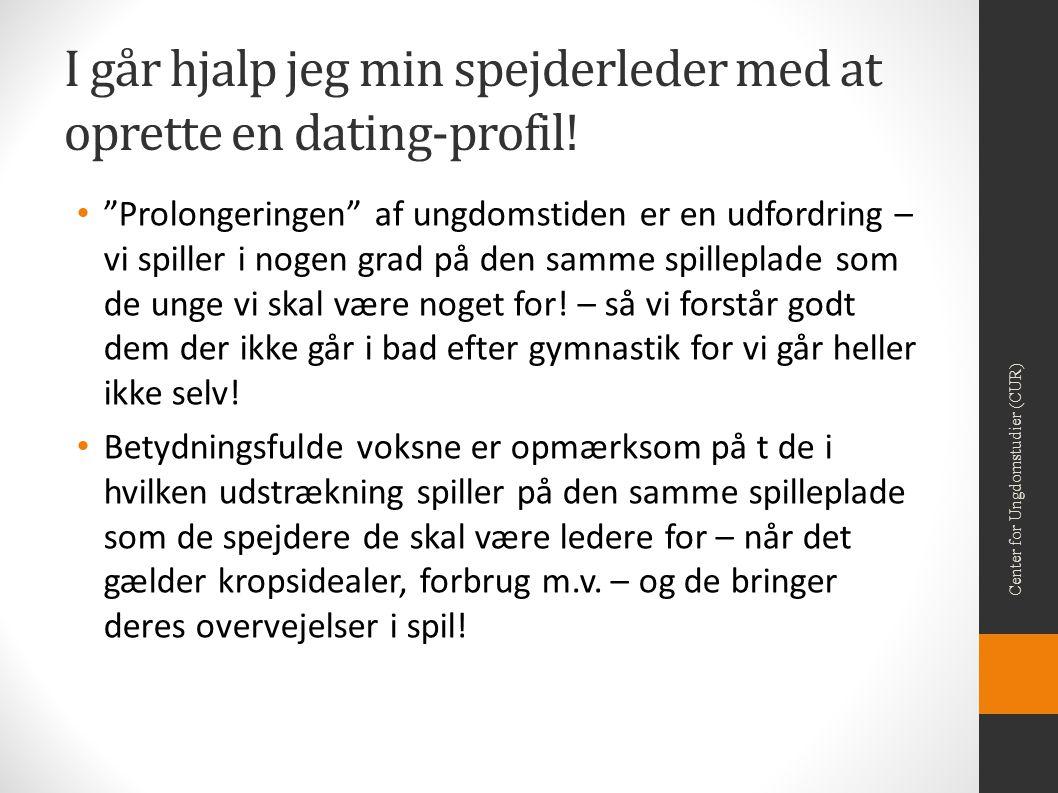 online dating for voksne fartøy