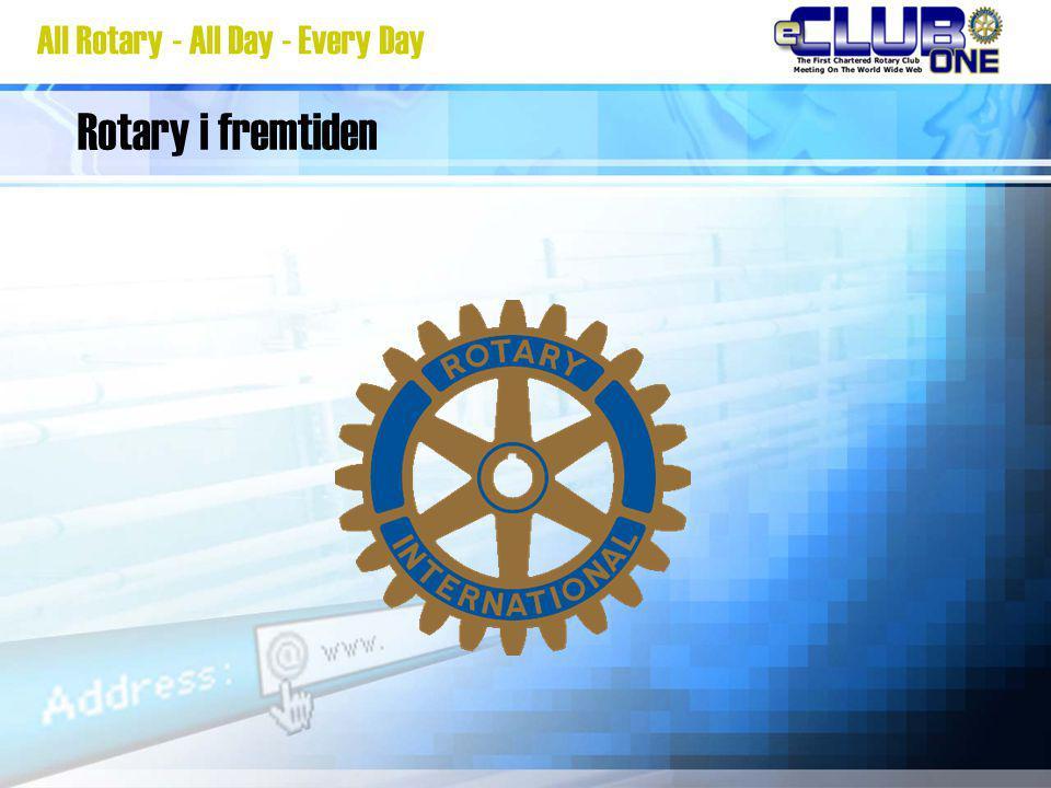 Rotary i fremtiden