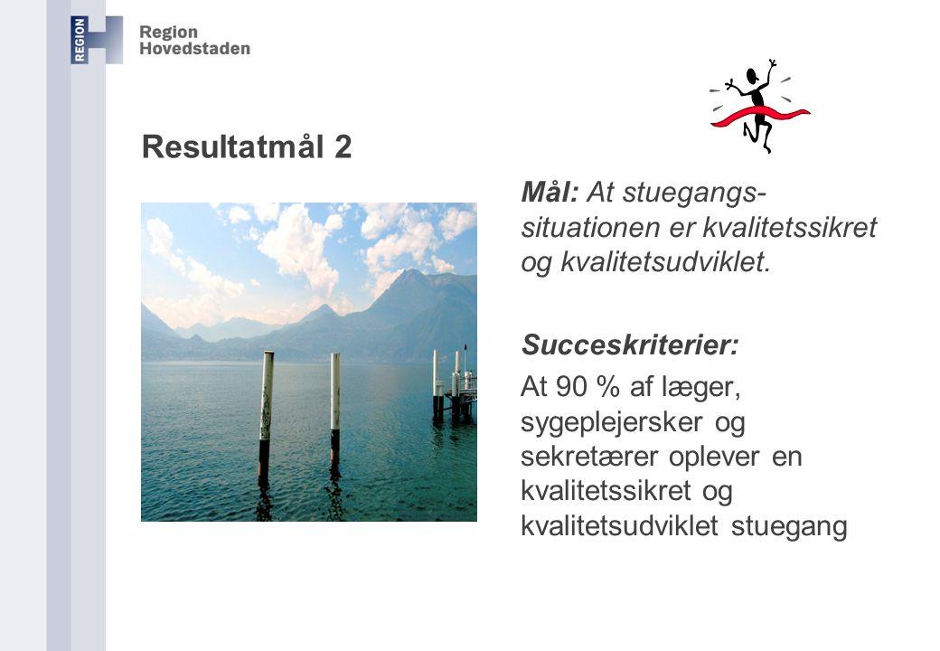 Resultatmål 2