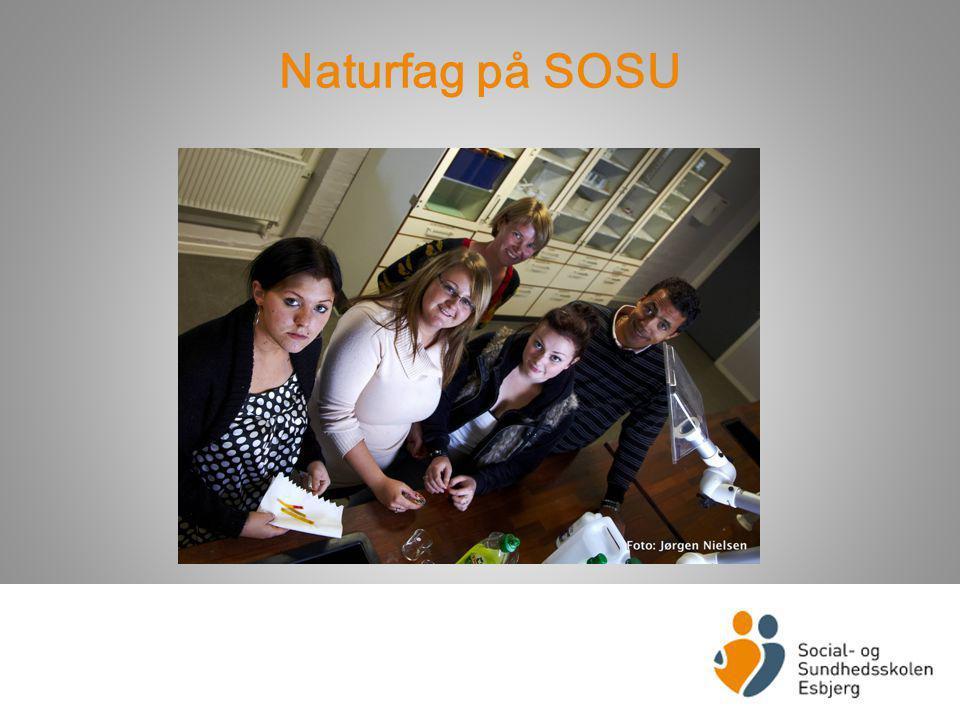 Naturfag på SOSU