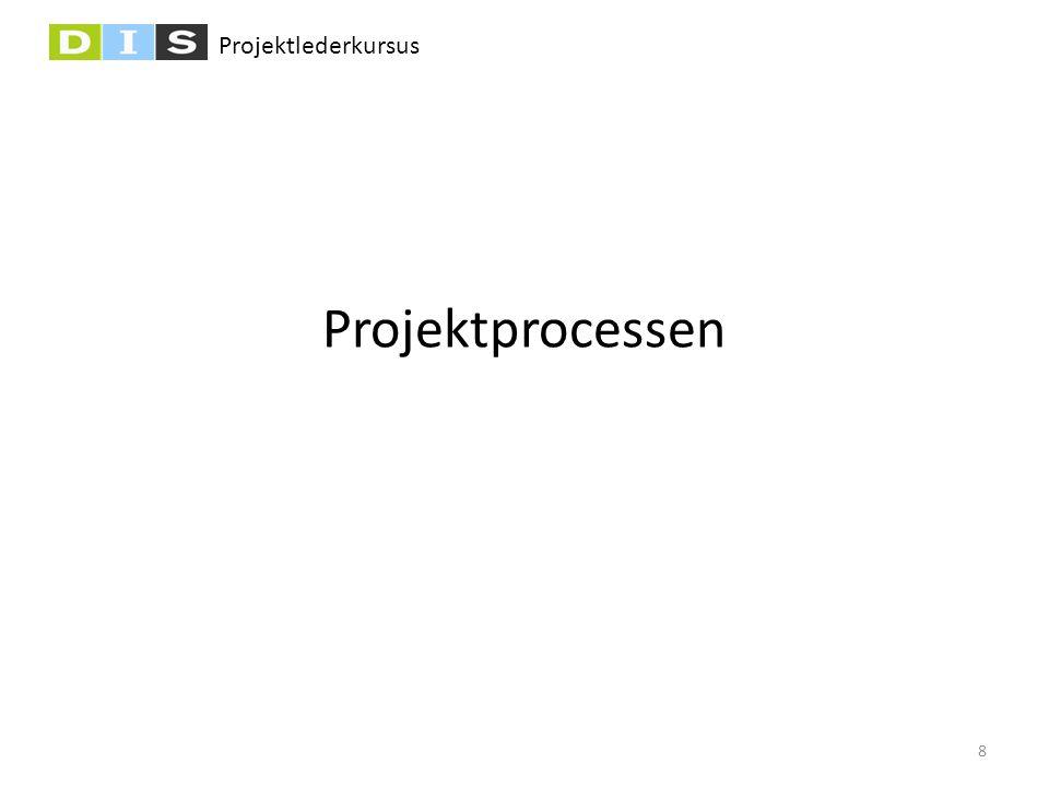 Projektprocessen