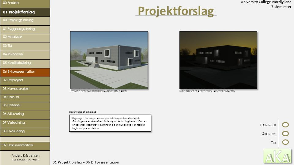01 Projektforslag – 06 BH præsentation