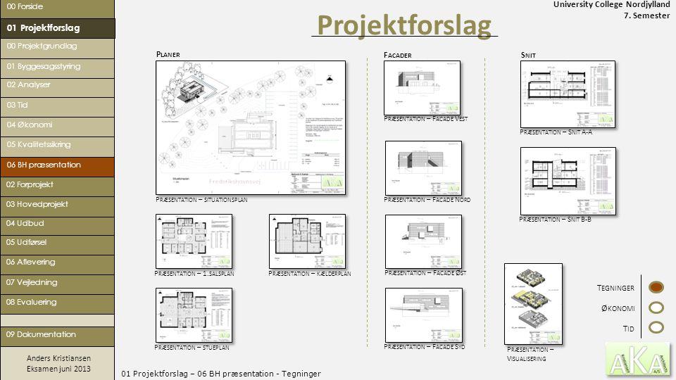01 Projektforslag – 06 BH præsentation - Tegninger