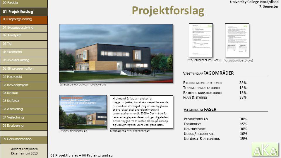 01 Projektforslag – 00 Projektgrundlag