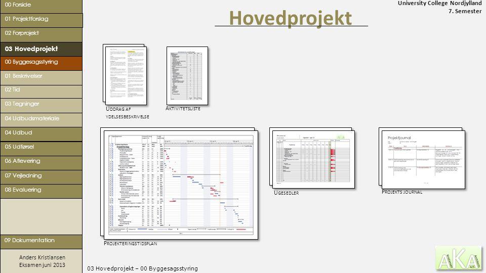 03 Hovedprojekt – 00 Byggesagsstyring