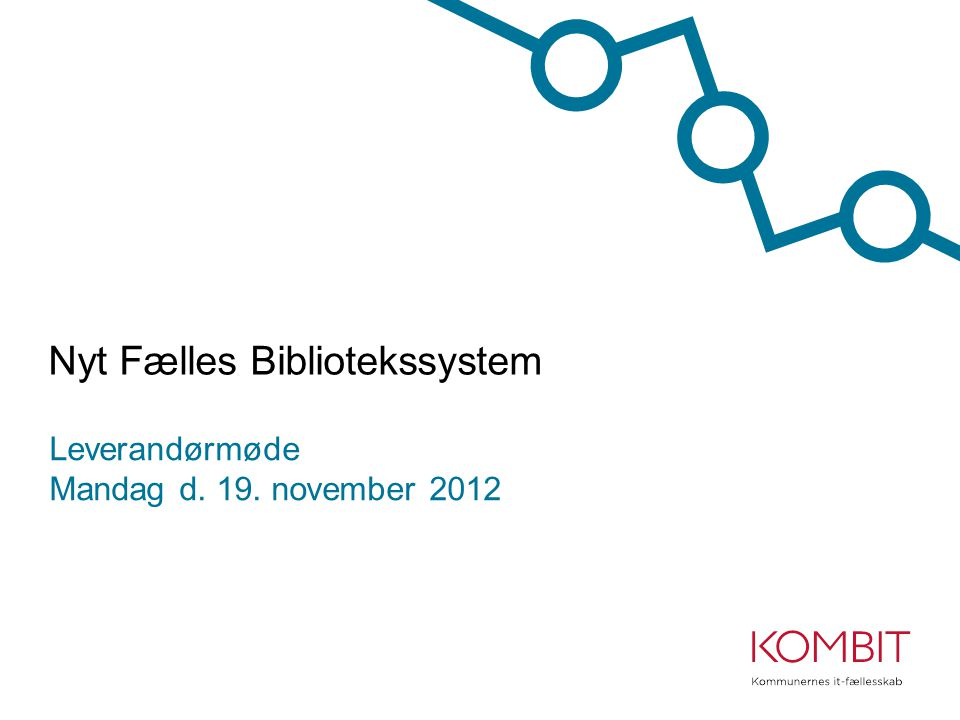 Nyt Fælles Bibliotekssystem