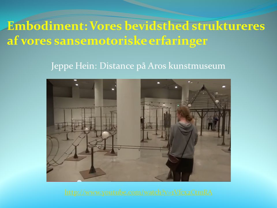 Jeppe Hein: Distance på Aros kunstmuseum