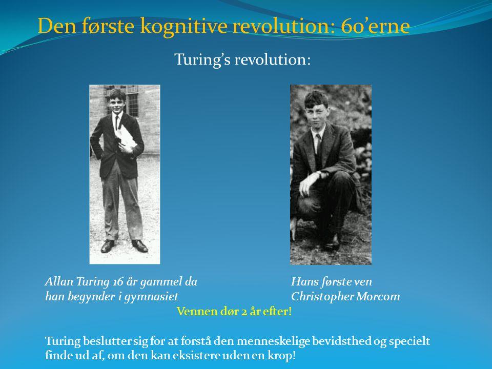 Den første kognitive revolution: 60'erne