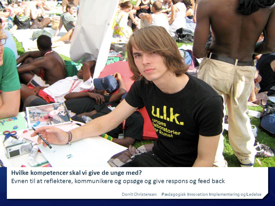 Hvilke kompetencer skal vi give de unge med