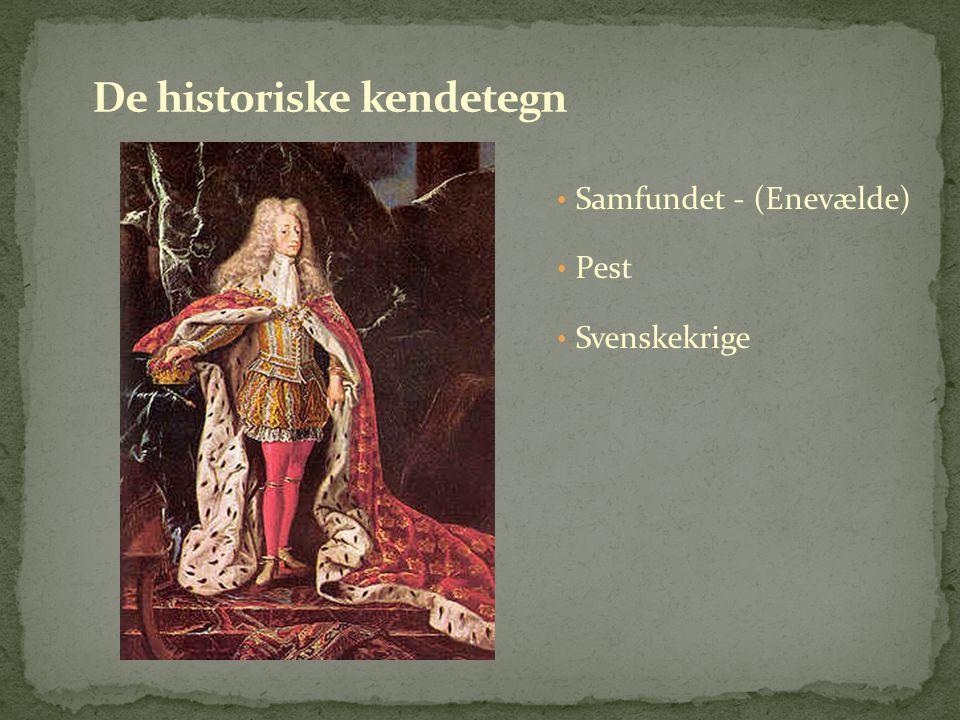 De historiske kendetegn