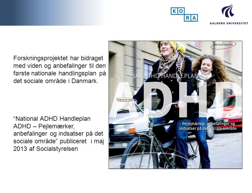 Forskningsprojektet har bidraget med viden og anbefalinger til den første nationale handlingsplan på det sociale område i Danmark.