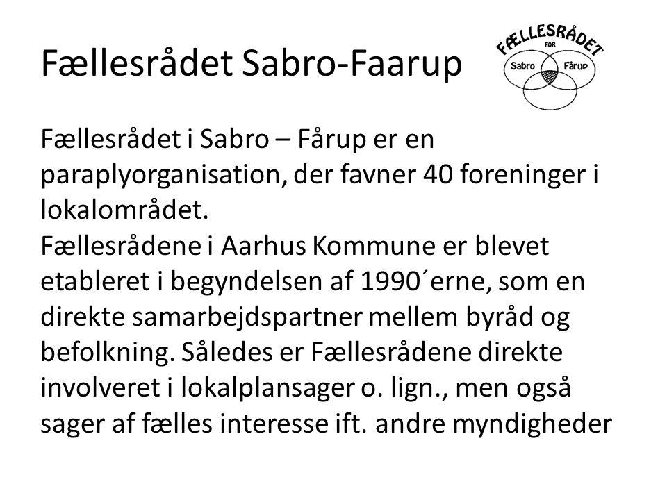 Fællesrådet Sabro-Faarup