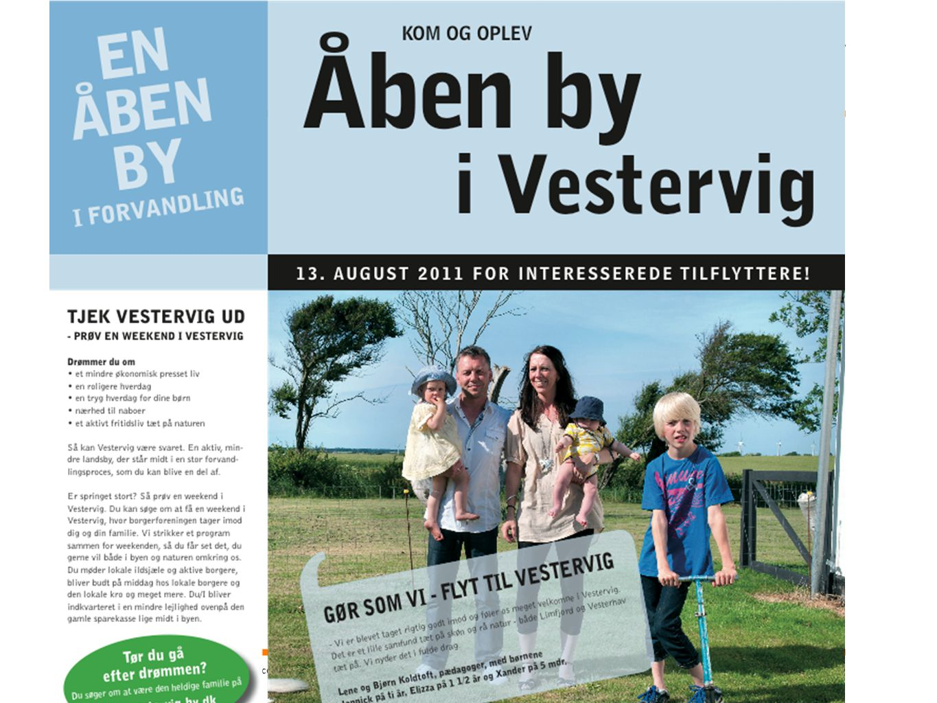 Pressecoaching for landsbyer – 8