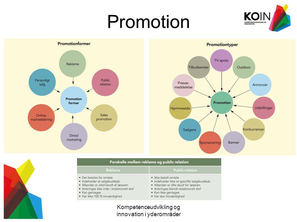 Kompetenceudvikling og innovation i yderområder